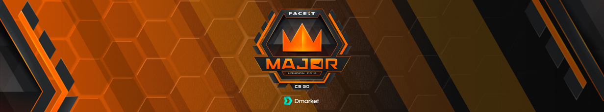 Feel the power of CS:GO at FACEIT Major: London 2018! (Updated)