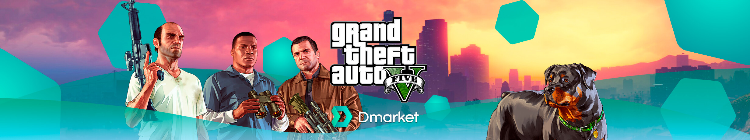 GTA V is Now the Most Profitable Media Title Ever