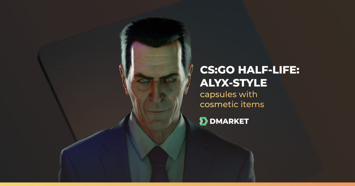 Half-Life: Alyx Is Out At Last, and CS:GO Gets New Items