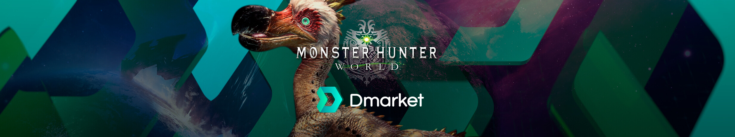 Monster Hunter World – Weapons and Monsters Overview