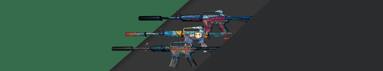 The Most Beautiful CS:GO Skins Ever