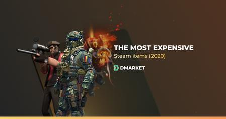 15 Most Expensive Items On Steam