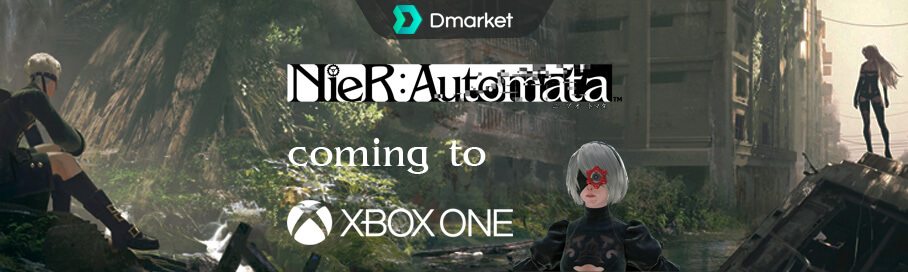 NieR: Automata Officially Hits the Xbox One Market