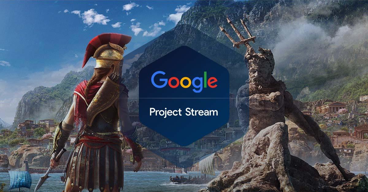 「project stream」の画像検索結果