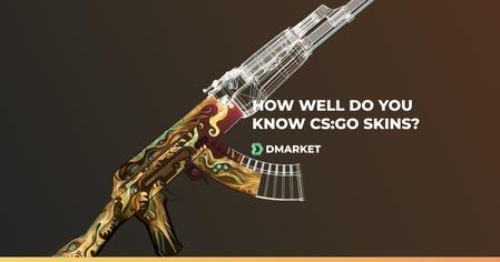 QUIZ: How Well Do You Know CS:GO Skins?