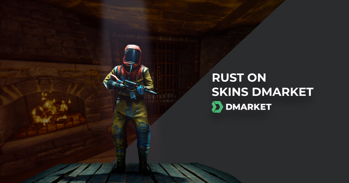 Rust Skins on DMarket: Buy, Sell, Exchange, Cash Out