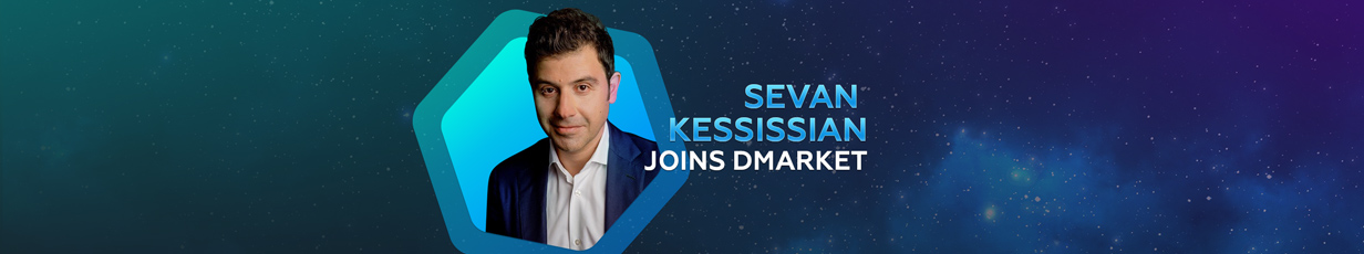 Cloud Gaming Pioneer Sevan Kessissian Joins DMarket