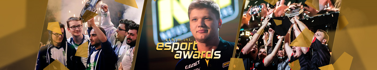 Stockholm International Esports Awards. Who's the Best of Them All?