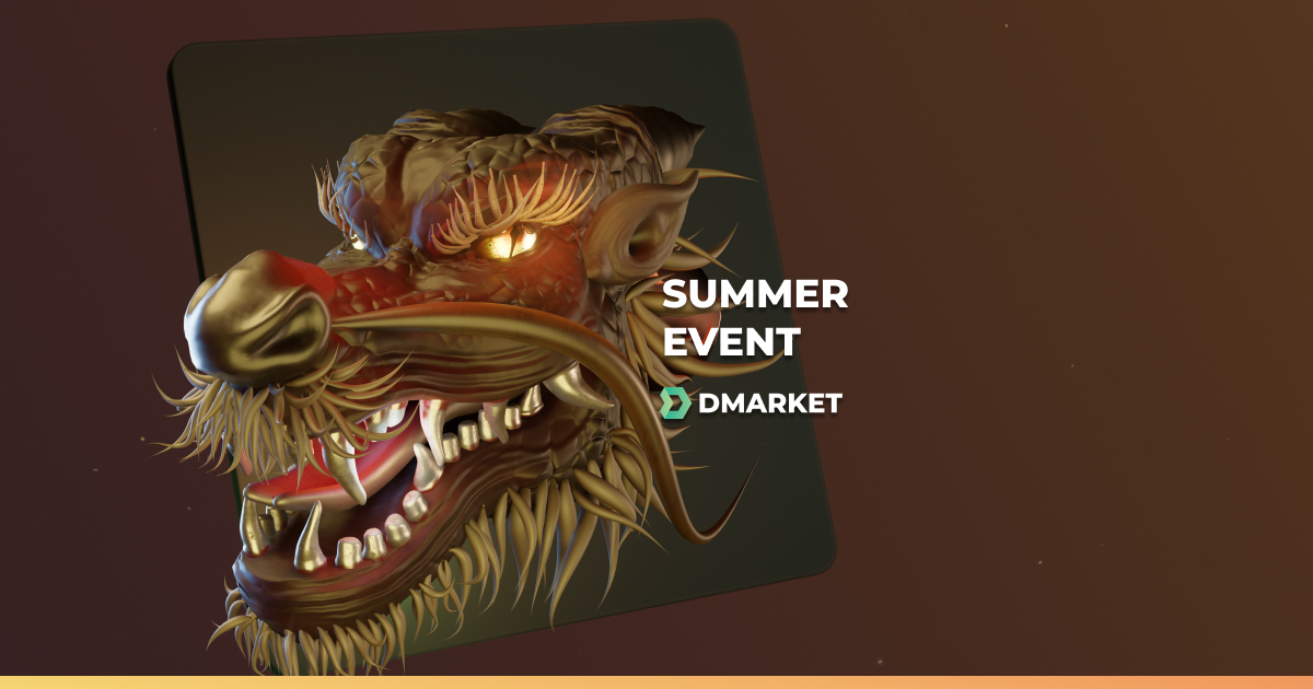 Summer Event on DMarket - Win AWP | Dragon Lore