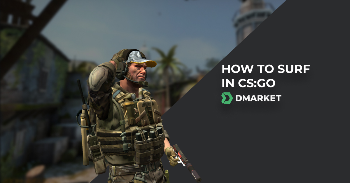 CS:GO Surf: All You Need to Know to Become a Pro