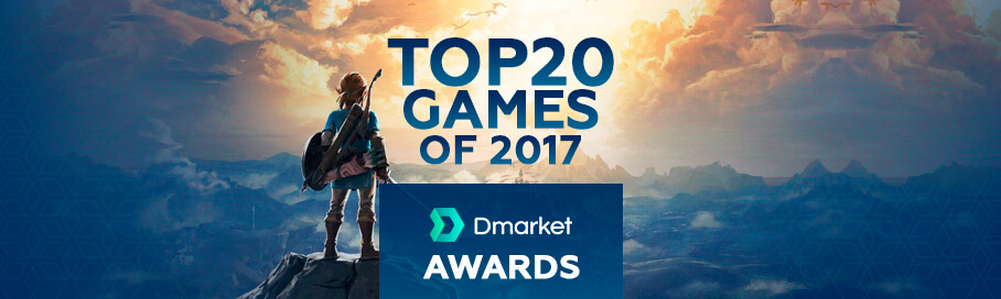 The 20 Best Games of 2017 – DMarket Awards