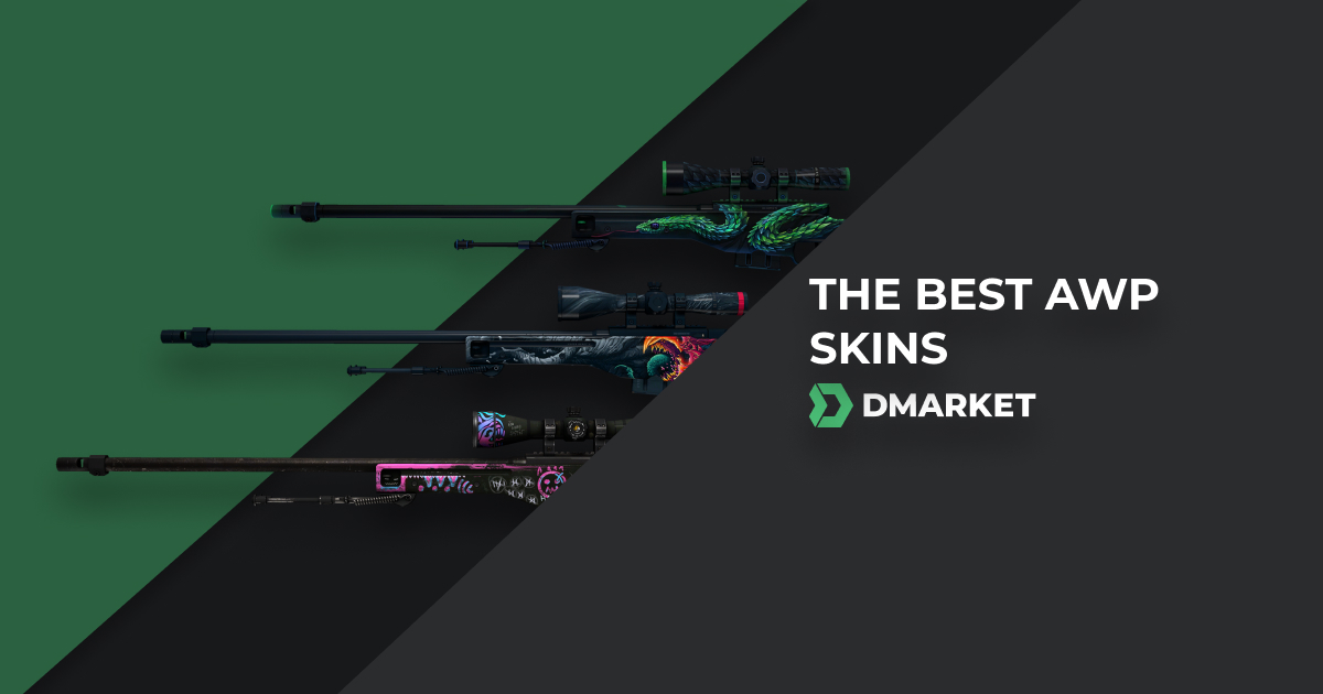 The Best AWP Skins Everyone Should Buy