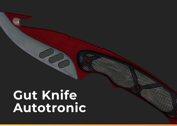 Gut Knife | Autotronic