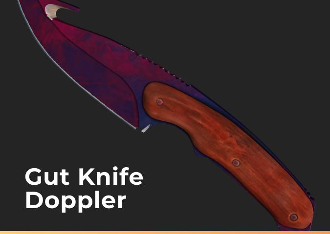 Gut Knife | Doppler