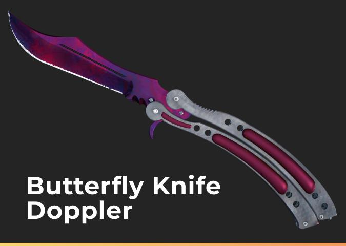 Butterfly Knife | Doppler