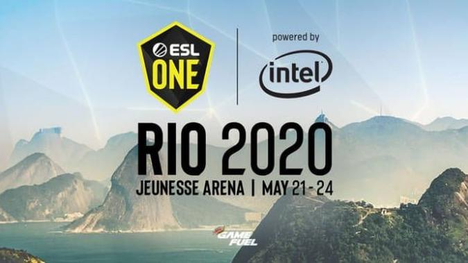 ESL One Rio 2020 Major