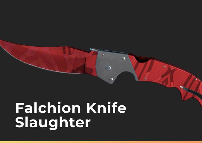 Falchion Knife | Slaughter