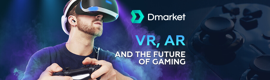 VR, AR, and the Future of Gaming